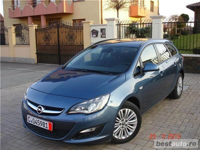 second-hand Opel Astra Facelift 2013.1.7 CDTI.Euro 5.SUPERB