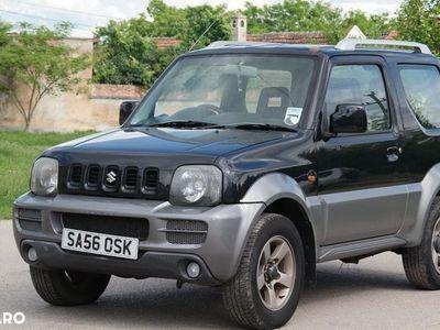brugt Suzuki Jimny 4x4, 1.3 (Benzina), an 2007