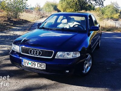 second-hand Audi A4 b5 facelift 1.6.