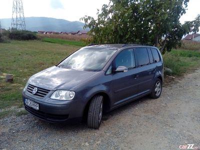 second-hand VW Touran 1.9 bkc