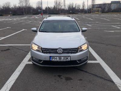 second-hand VW Passat b7 2.0 tdi an 2011