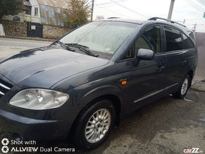 second-hand Ssangyong Rodius 4x4