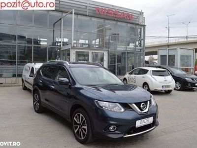 second-hand Nissan X-Trail 2017