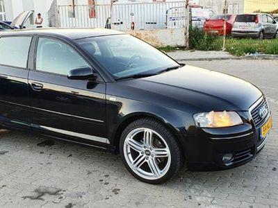 second-hand Audi A3 A3 1.6 benzina an 2006s-line