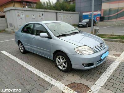 second-hand Toyota Corolla 1.6