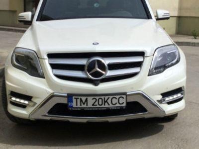 second-hand Mercedes GLK350 CDI 4 MATIC