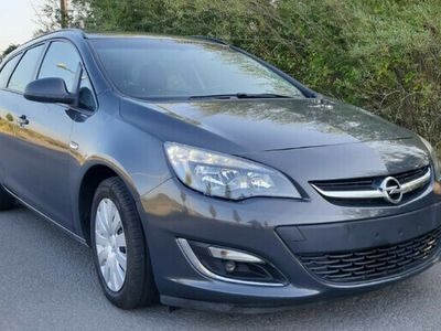 second-hand Opel Astra 2014 1.7Cdti