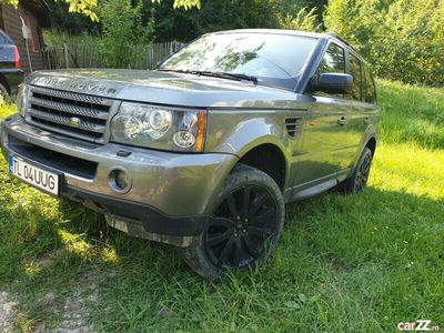 second-hand Land Rover Range Rover Sport 2.7 HSE