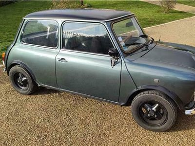 second-hand Rover Mini