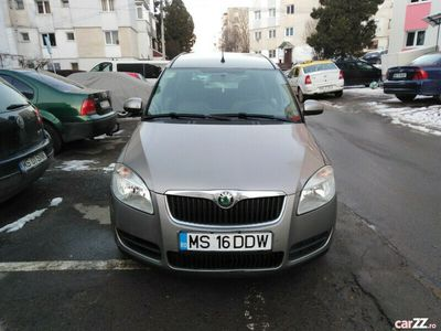 second-hand Skoda Roomster 1.4 tdi din 2008