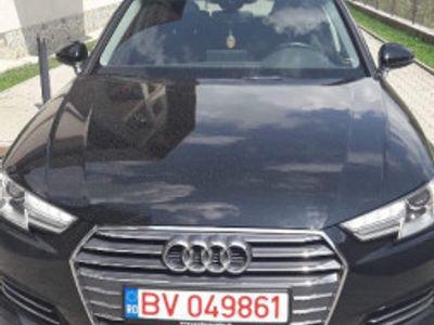 second-hand Audi A4 b8 editie germana