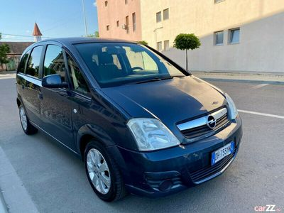 second-hand Opel Meriva * an 2007 * 1.7 CDTI 101 CP Euro 4