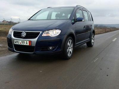 second-hand VW Touran Cross 170 cp