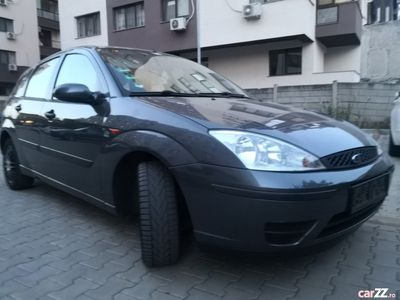 second-hand Ford Focus A. C. - euro 4 - an 2004 4 geam el - unic prop
