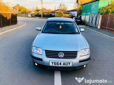 second-hand VW Passat 1.9 tdi 131 cp 6 trepte