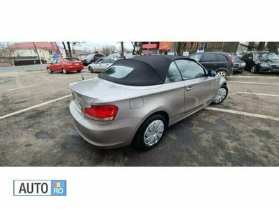 second-hand BMW 120 Cabriolet