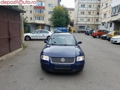 second-hand VW Passat 2004