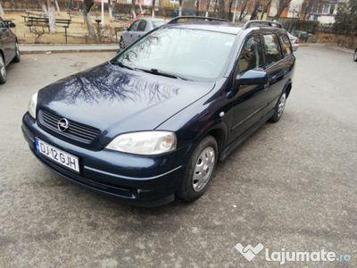second-hand Opel Astra euro 4 fără defecte
