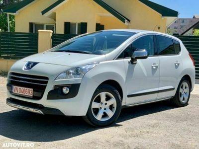 second-hand Peugeot 3008 Hybrid4