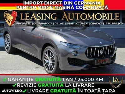 second-hand Maserati Levante