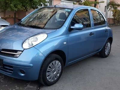 second-hand Nissan Micra