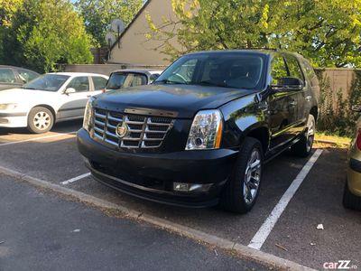 second-hand Cadillac Escalade