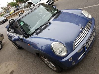 second-hand Mini Cooper Cabriolet 116 cp motor BMW 2005 Full electric 4500 euro