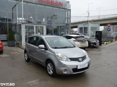 second-hand Nissan Note din 2011