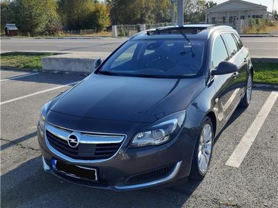second-hand Opel Insignia Facelift//Full Option