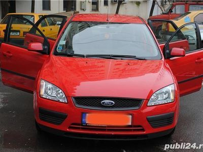 used Ford Focus MK2 - 1.6 TDCi - 2007 - 150.000 km - Cutie Automata - 110CP