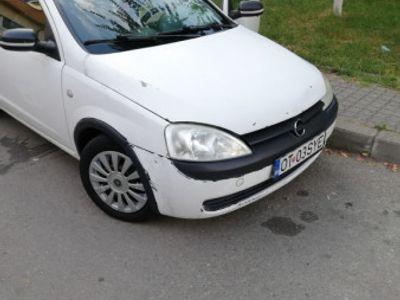 second-hand Opel Corsa 1.7 diesel