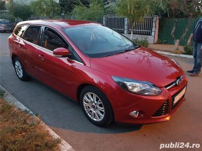 second-hand Ford Focus Mk3 2012 1.6 TDCI 115 CP - Titanium