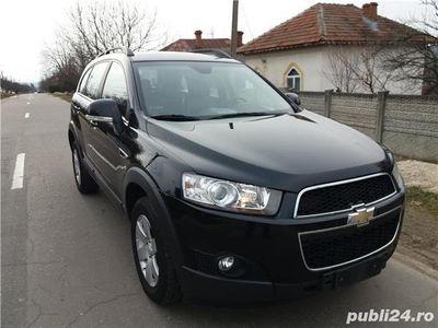 second-hand Chevrolet Captiva Euro 5