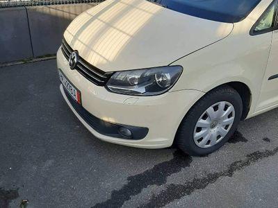 second-hand VW Touran 1.6 TDI