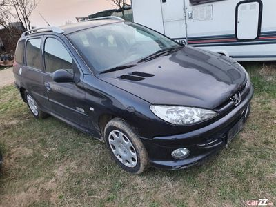 second-hand Peugeot 206 sw 1.4 hdi din 2007
