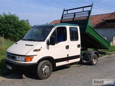 second-hand Iveco Daily 35C9 - Basculabil