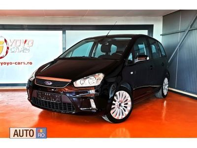 second-hand Ford C-MAX MK2
