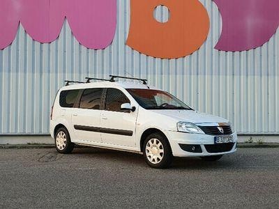 second-hand Dacia Logan MCV Euro 5