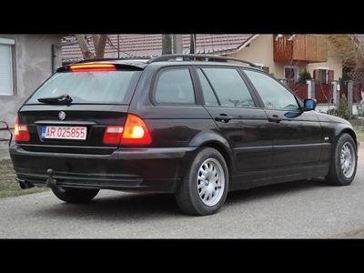 second-hand BMW 318 E46 i Touring - an 2000, 1.8 (Benzina)