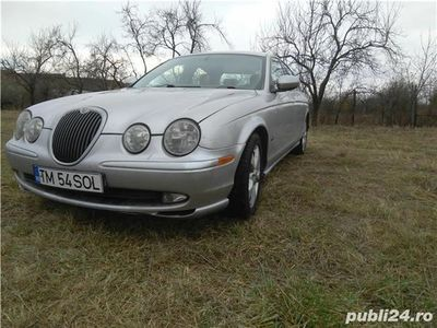 second-hand Jaguar S-Type 2,5, 2003, inmatriculat