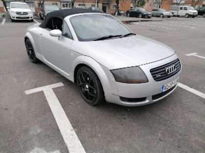 second-hand Audi TT Roadster impecabil
