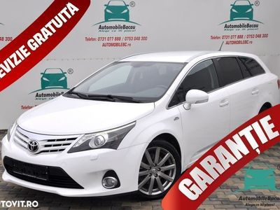 second-hand Toyota Avensis