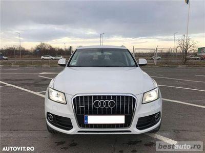 second-hand Audi Q5 Quattro / 2.0 TDi 190 CP / Full Led / Navigatie Mare .