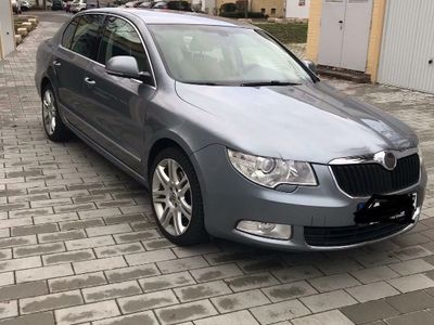 second-hand Skoda Superb 1.8 TSI, 160 PS