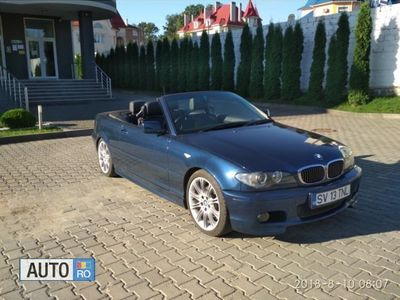 second-hand BMW 320 Cabriolet M-54