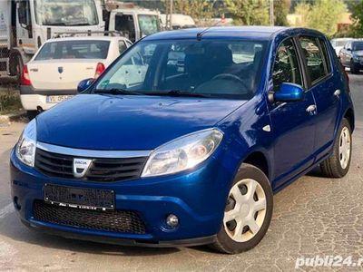 used Dacia Sandero 1.5 DCI Clima (astazi adus)