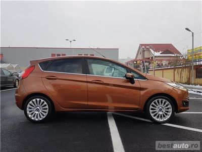 second-hand Ford Fiesta full option