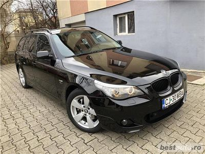 second-hand BMW 530 d xdrive ,e61,facelift ,M ,pt.pretentiosi si cunoscatori