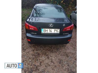 second-hand Lexus IS220