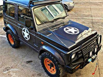 second-hand Suzuki Samurai / 4x4 / off road / troliu / simex